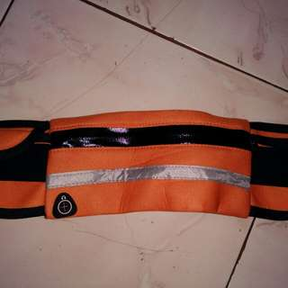 Brand new sports belt bag