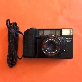 Canon AUTOBOY 2 QD f2.8 film camera 35mm