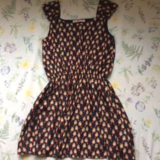 Patterened dress
