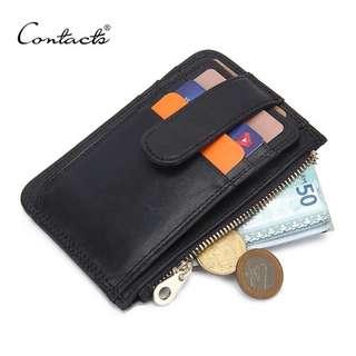 Genuine Leather Wallet for Men (PN003)