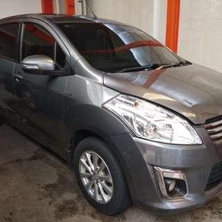 Suzuki Ertiga GX AT 2014