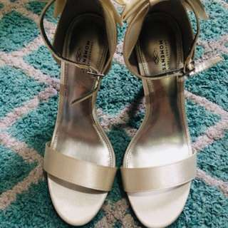 Payless Unforgettable Moments Wedding Shoes in White (pre-loved)