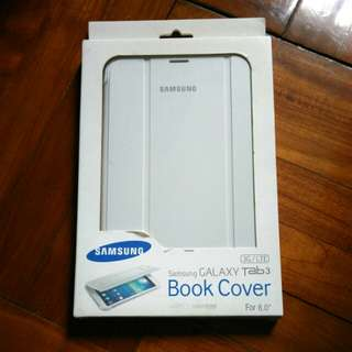 "原廠三星 Samsung Galaxy Tab3 8"" Book cover 套"