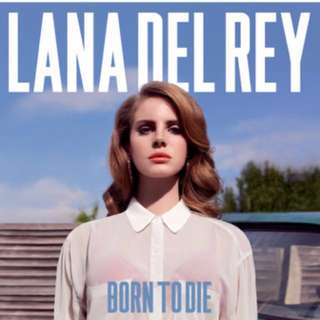 Lana Del Rey - Born to Die (vinyl LP)