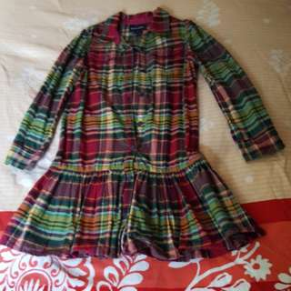 Authentic Polo Ralph Lauren Dress for 6 Year Old