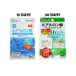 Daiso Hyaluronic Acid Original