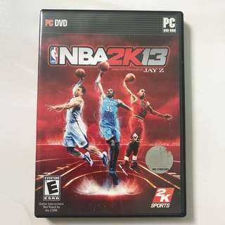 PC NBA 2K13 Game