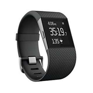 Fitbit Surge Black