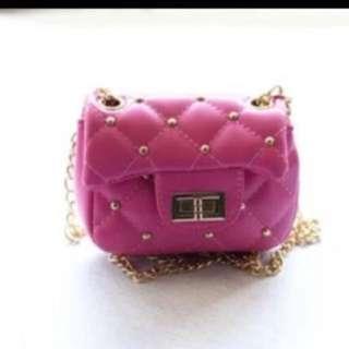 Princess  sling bag Korean Version