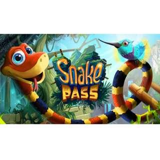 Snake Pass (Normal Price S$20.00)