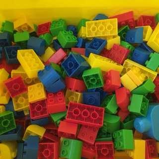 Megablocks lego