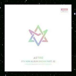 ASTRO (아스트로) - DREAM PART 02 (5th mini album)