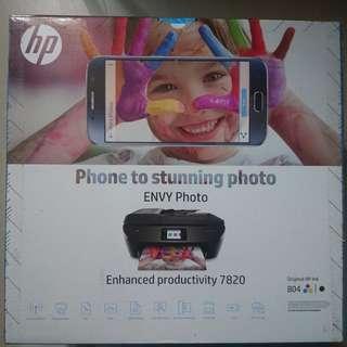 99%新 HP ENVY Photo 7820