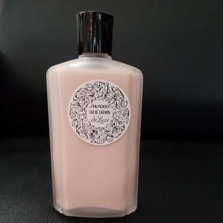 BN Shiseido Eau De Garmin toner