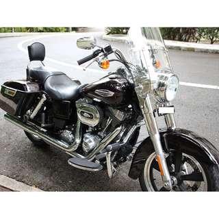 Harley Davidson FLD Dyna Switchback