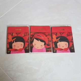 Red Packets (3 packs)