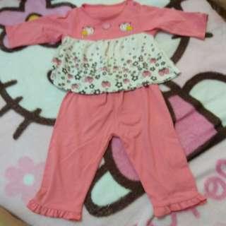 Baju Baby Girl