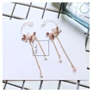 [BN LAST 2] Minimalist Dewdrop Earrings