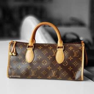 Authentic Louis Vuitton Monogram Popincourt Top Handle LV