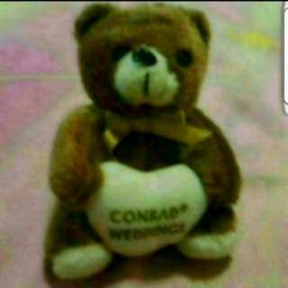 Conrad Wedding Bear