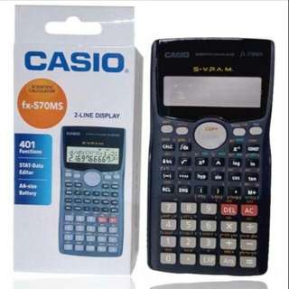 Casio Scientific Calculator fx-570MS