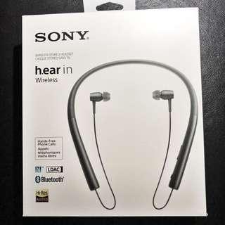 Sony h.ear in Wireless In-ear Headset