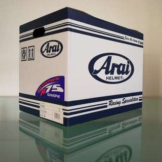 Arai RAM 4 Size L Brand New In Box