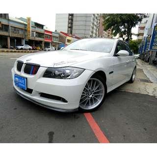 325i BMW 2.5 06年型 里程保證 認證 驗證車