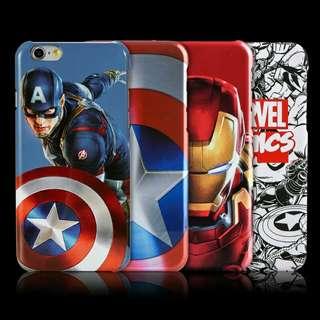 Marvel iPhone 6/6+ case