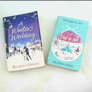 Winter/Christmas Theme Books