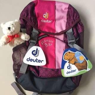 Original Deuter's Kid's Backpack bag
