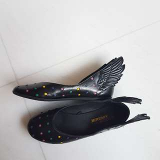 NEW Jeremy Scott x Adidas Wings Ballerina Fats