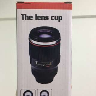 The lens cup (white)