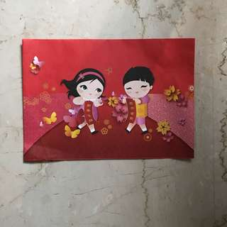 Red Packet -A5 size