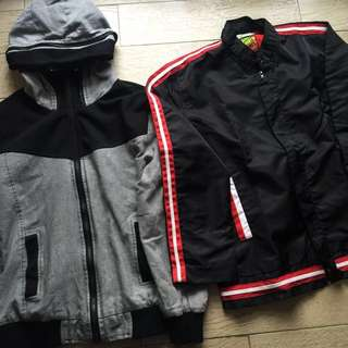 JACKET BUNDLE FOR TEENS (Solo and Mint brand)