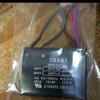 Fanco ceiling fan capacitor