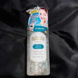 Bifesta Sebum Cleansing Lotion / Makeup Remover