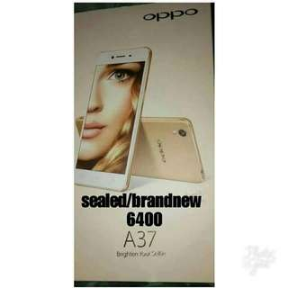 OPPO A37 (BRANDNEW SEALED)