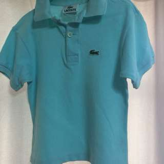 Original Lacoste for toddlers 4T size
