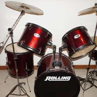 Rolling Drum
