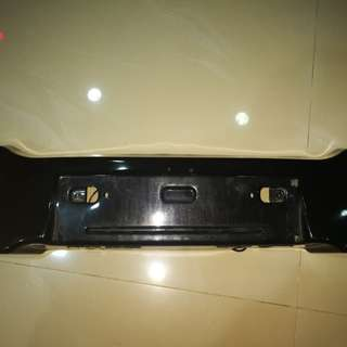HONDA CRZ MUGEN FRONT GRILLE WITH LED