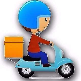 """""""URGENT"""" Delivery Riders wanted!"""