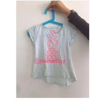Tshirt budak perempuan SEHELAI RM5