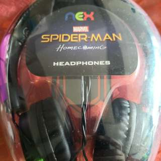 Spiderman homecoming headphones for sale