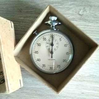 Swiss made Vespa Stopwatch