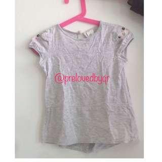 Tshirt murah budak perempuan RM5