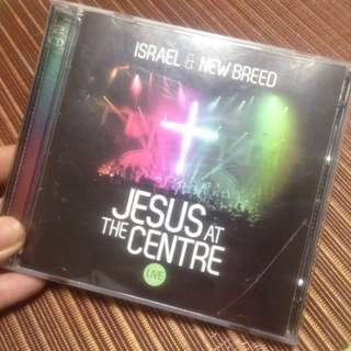 Jesus at the Center Album
