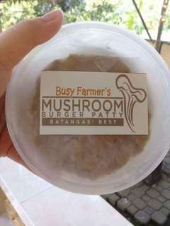 MUSHROOM PATTY