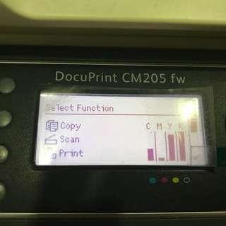 Fuji Xerox Toner Catridge