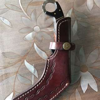 Kerambit (Curvet knife)